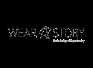 Wear a Story Logo
